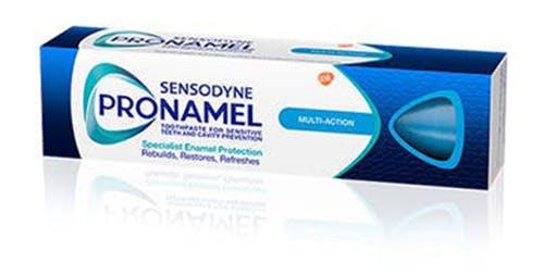 Pronamel  Multi-Action Toothpaste Mobile