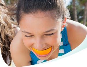 Boy Eating Watermelon Header Callout