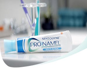 Pronamel Toothpaste Toothbrush