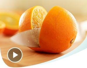 Sliced Orange Callout