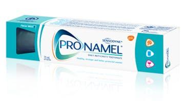 A box of Pronamel® Fresh Wave Toothpaste
