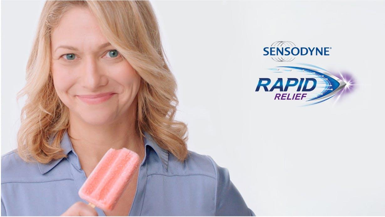 speed of tooth sensitivity