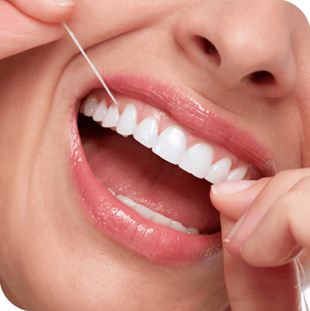A dentists tip on flossing
