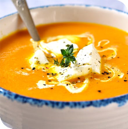 Delicious fall soup recipes