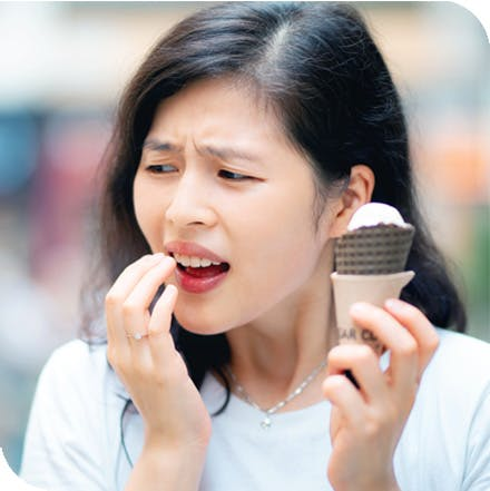 What do I do about my tooth sensitivity