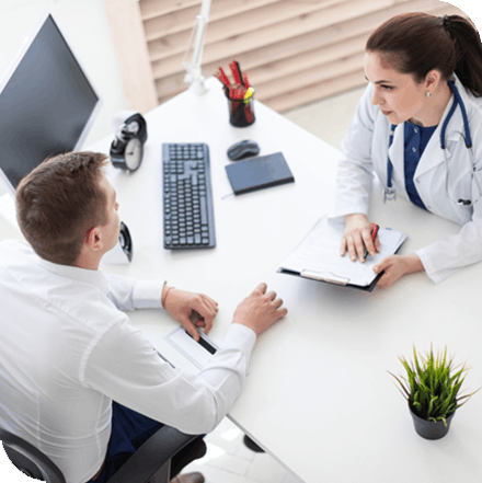 Health issues to address right away