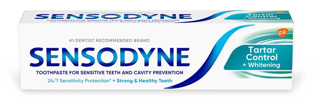Sensodyne Fresh Impact toothpaste