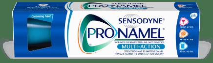 Packshot photography of Pronamel Multi-Action