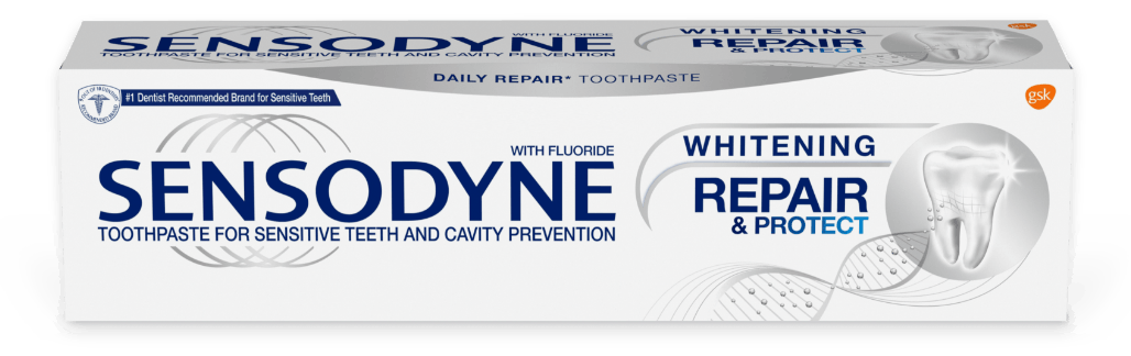 Sensodyne Repair & Protect Whitening Toothpaste