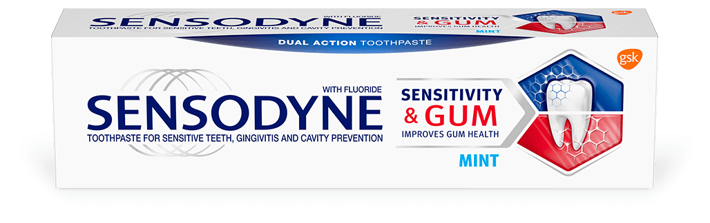 Sensodyne Sensitivity & Gum Mint Toothpaste