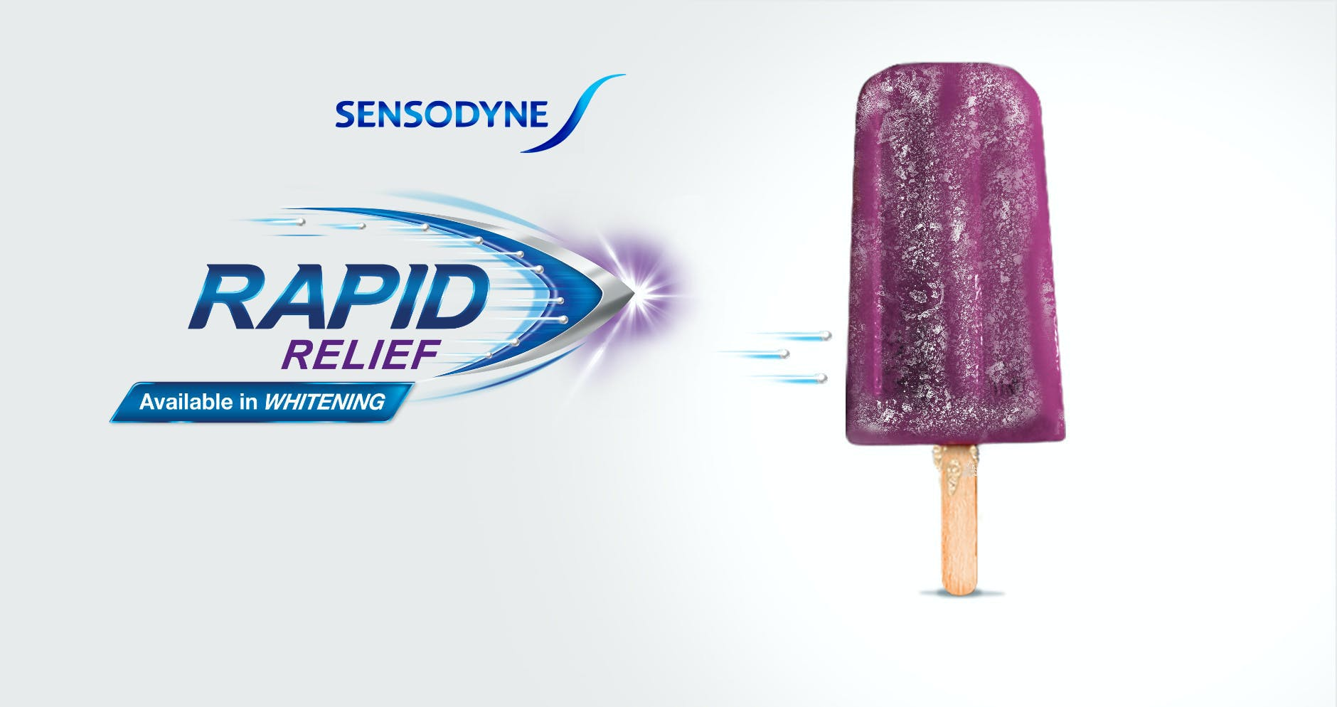Relief from cold sensitivity in three days
