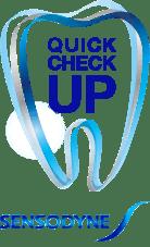 Sensodyne Quick Check Up Tooth