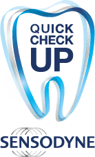 Sensodyne Quick Check Up Tooth