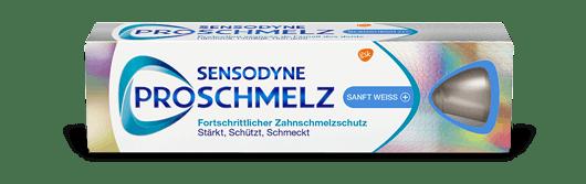Sensodyne ProSchmelz Sanft Weiss Plus