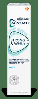 Sensodyne ProSchmelz STRONG&White