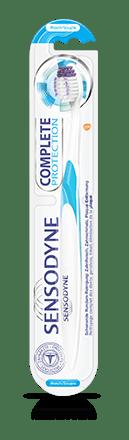 Sensodyne Complete Protecion toothbrush