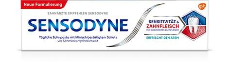 Sensodyne Sensitivity and Gum Toothpaste Pack