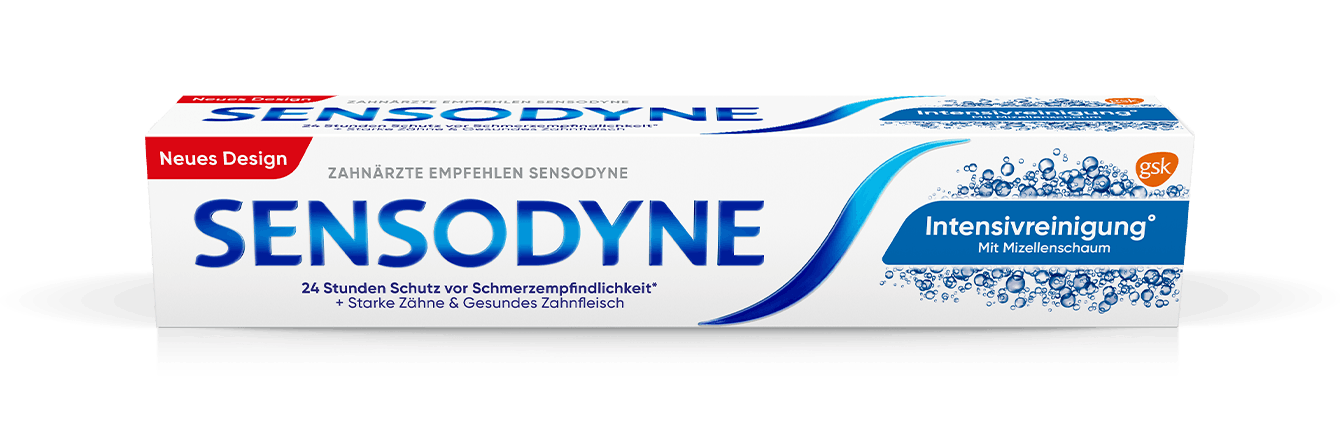 Sensodyne Repair and Protect toothpaste header