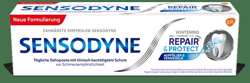 Sensodyne Rapid Relief toothpaste