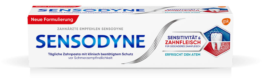Sensodyne Sensitivity and Gum Toothpaste Pack