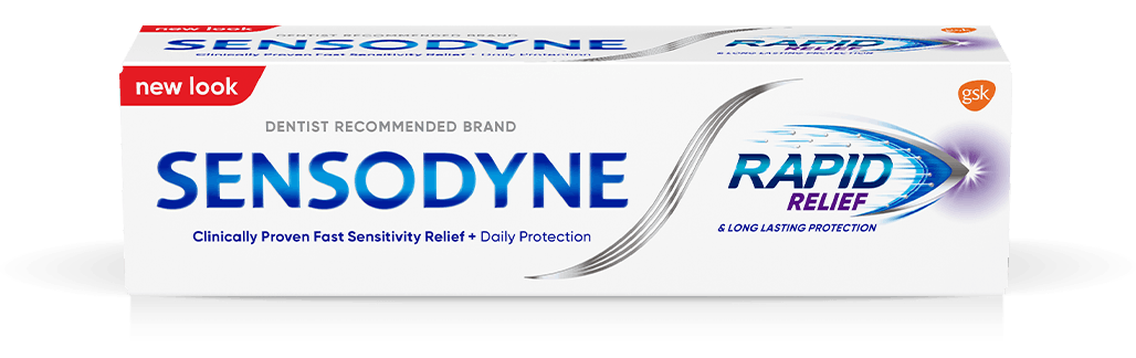 Sensodyne toothpaste in Fresh Mint
