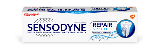 Sensodyne Repair & Protect toothpaste