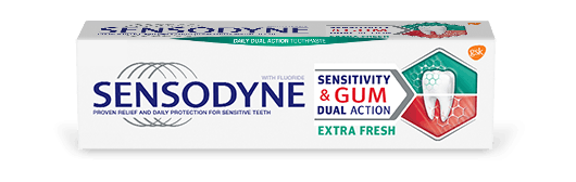 Sensodyne Sensitivity and Gum Whitenng Toothpaste Pack