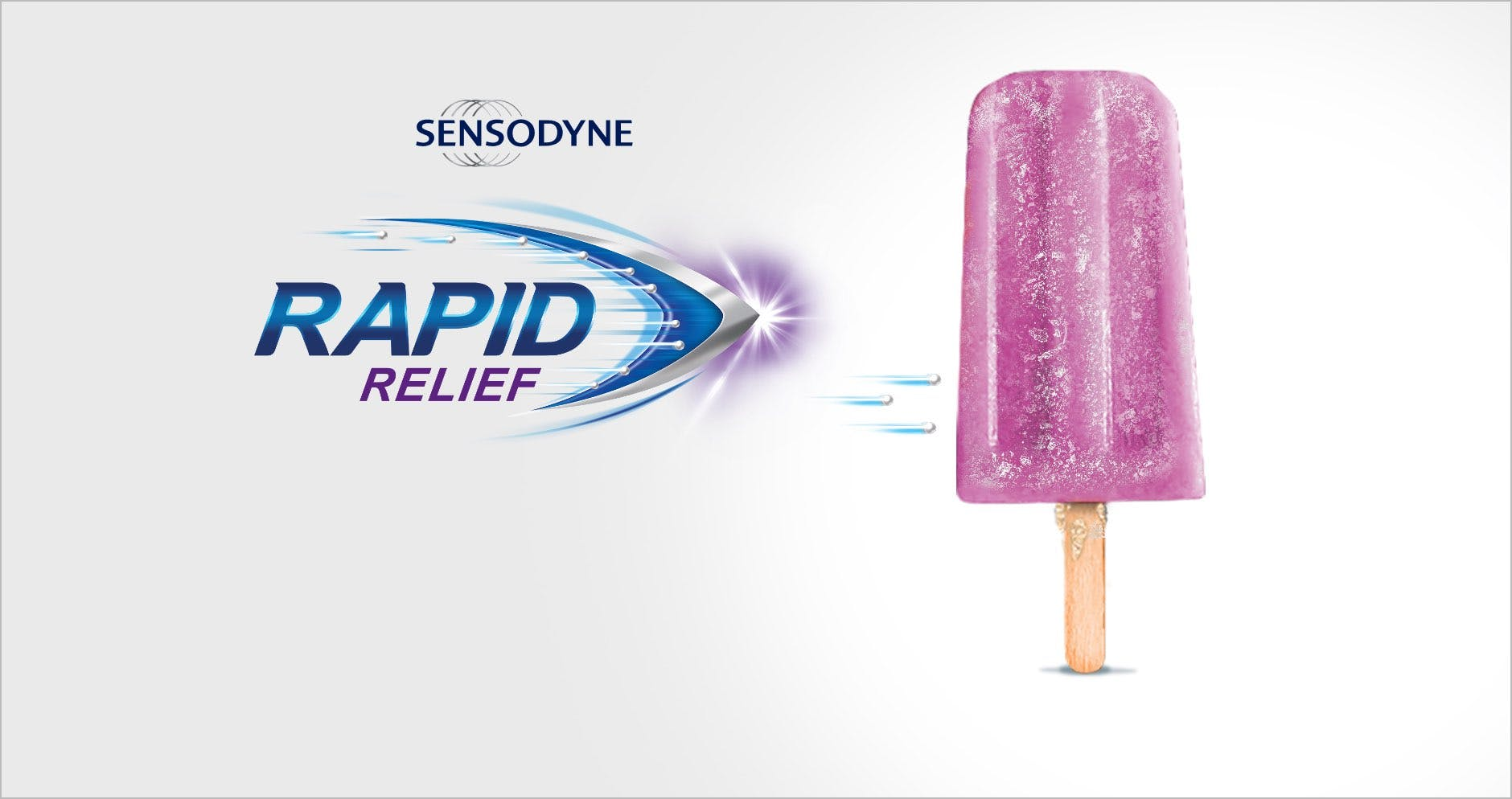 Relief from cold sensitivity in 60 seconds