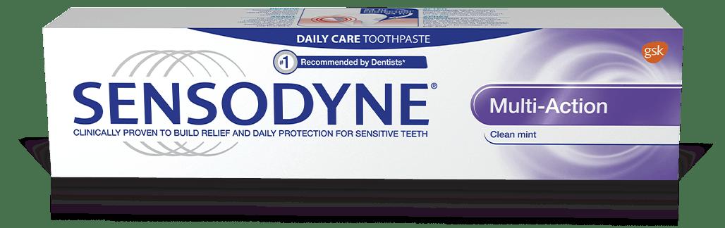 Sensodyne Multi-Action toothpaste
