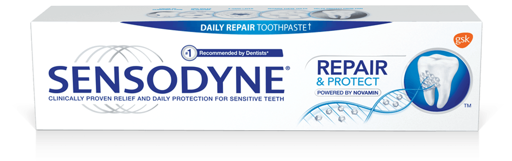 Sensodyne Repair and Protect toothpaste