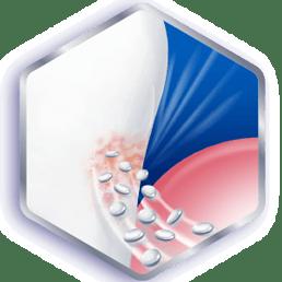 Sensitive teeth protection