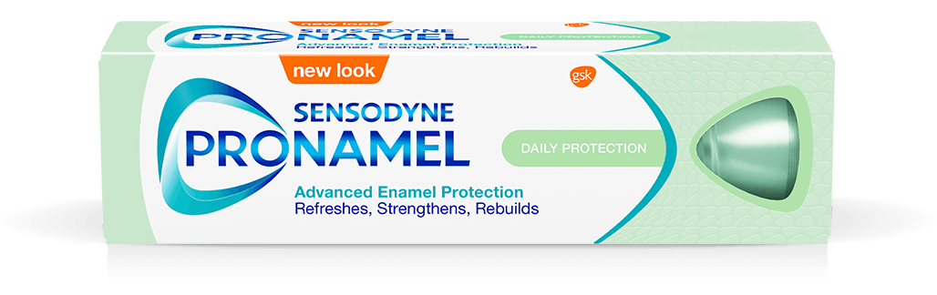 Sensodyne Pronamel Daily Protection toothpaste