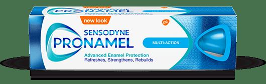 Sensodyne Pronamel Multi-Action toothpaste