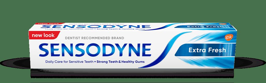 Sensdoyne Extra Fresh Toothpaste Gel