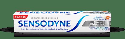 Sensodyne Gentle Whitening toothpaste
