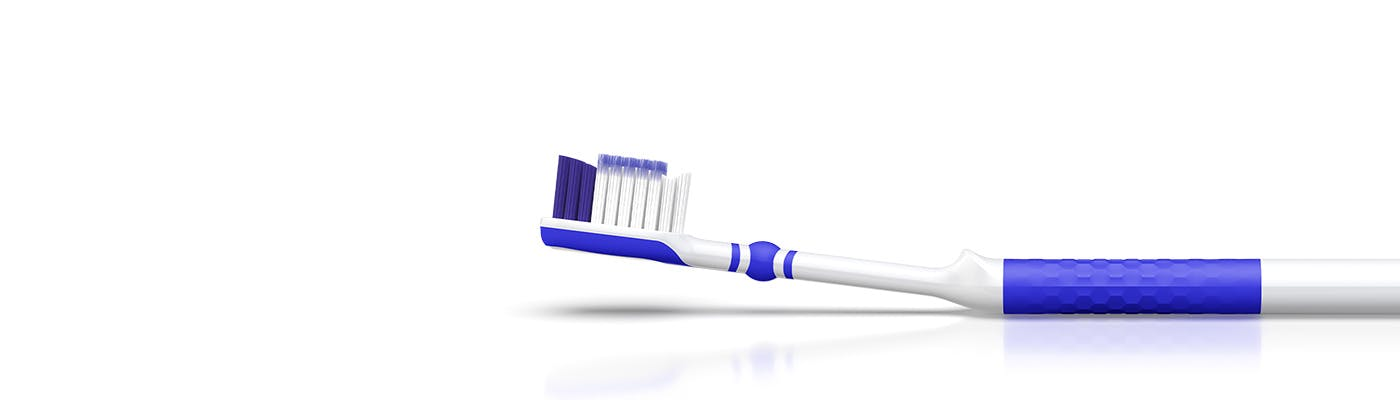 Toothbrush for sensitive teeth