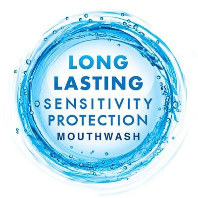Sensodyne Cool Mint Mouthwash icon