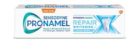 Pronamel Intensive Enamel Repair Whitening toothpaste