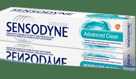 Паста за зъби Advanced clean