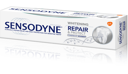 Паста за зъби Repair and Protect Whitening