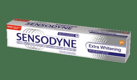 Sensodyne® |Zubní pasta Extra Whitening