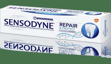 Sensodyne®  Zubní pasta Repair & Protect