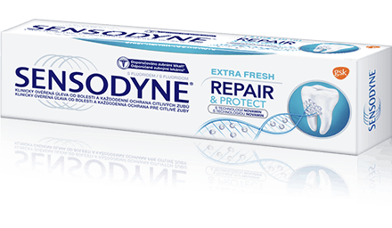 Sensodyne® |Zubní pasta Repair & Protect Extra Fresh
