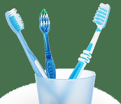 Hard Tooth Brushing