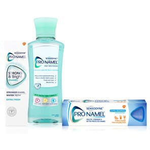 Pronamel is clinically proven to rebuild enamel strength. Protecting against the effects of everyday acids