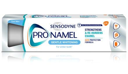 ProNamel® Gentle Whitening Toothpaste