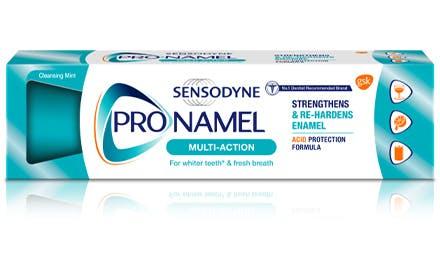 ProNamel® Multi-Action Toothpaste