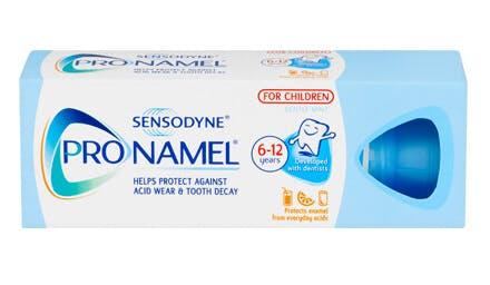Sensodyne PronamelFor Children Toothpaste