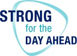 Strong for day ahead logo