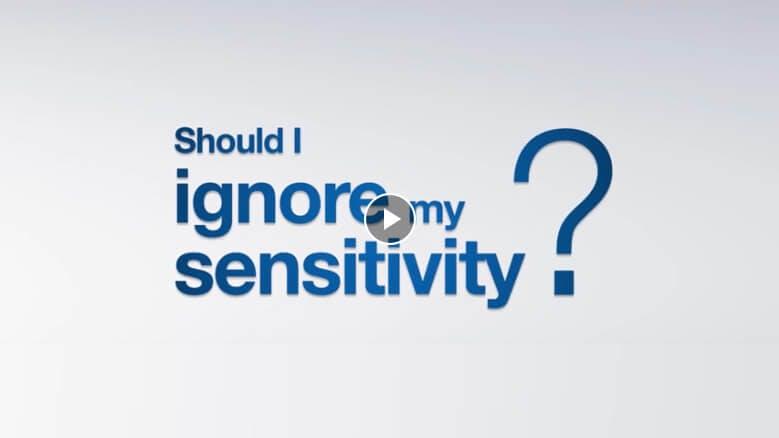 Link to Sensitivity Video